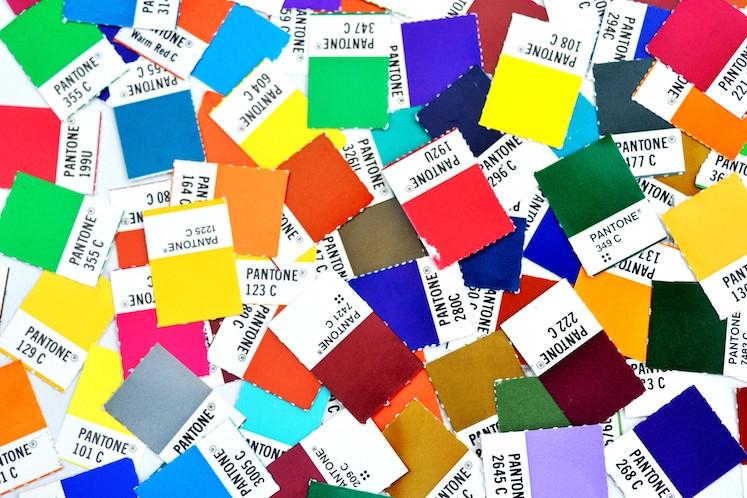 نکات مهم انتخاب رنگ در چاپ افست