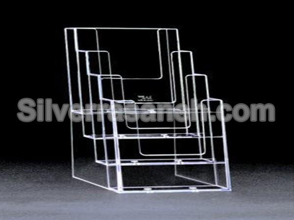 کاتالوگ استند رومیزی A5 چهارطبقه