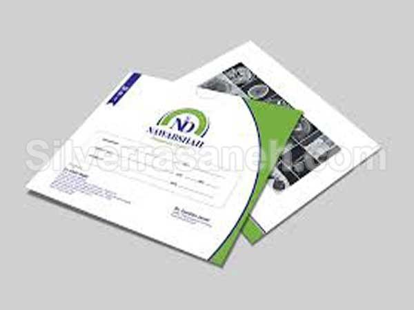 چاپ پاکت رادیولوژی