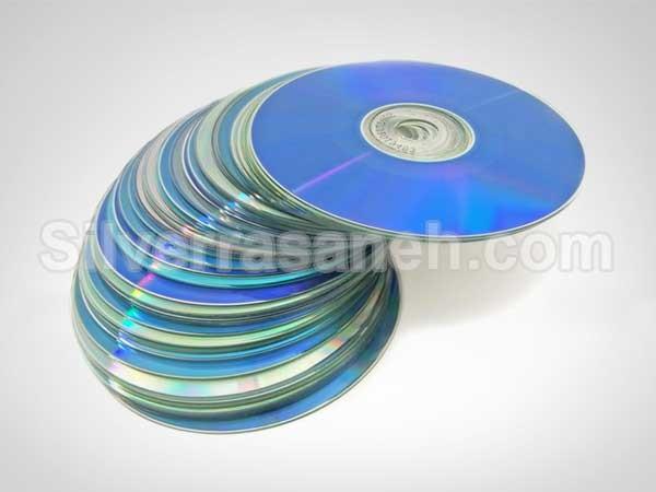 تصویر 2 چاپ و رایت CD و DVD